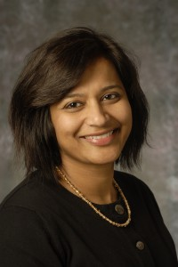 Kusum Mundra, Assistant Professor of Economics