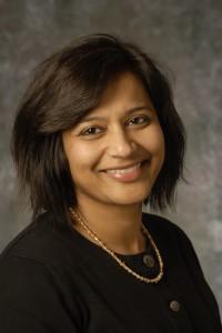 Kusum Mundra, Assistant Professor of Economics